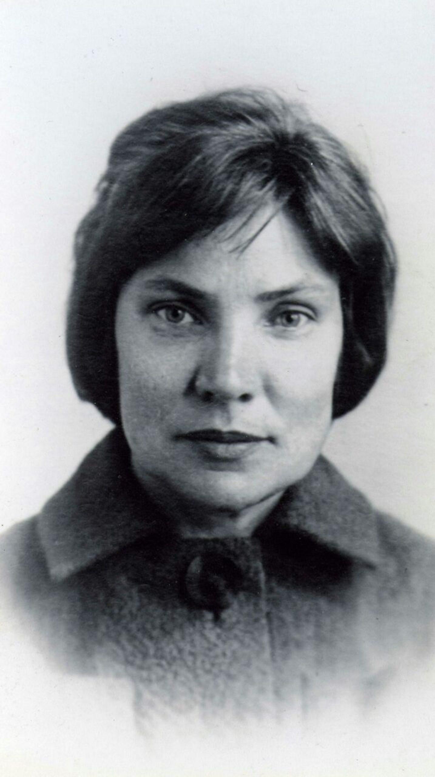 Portrait of Anna Andreeva