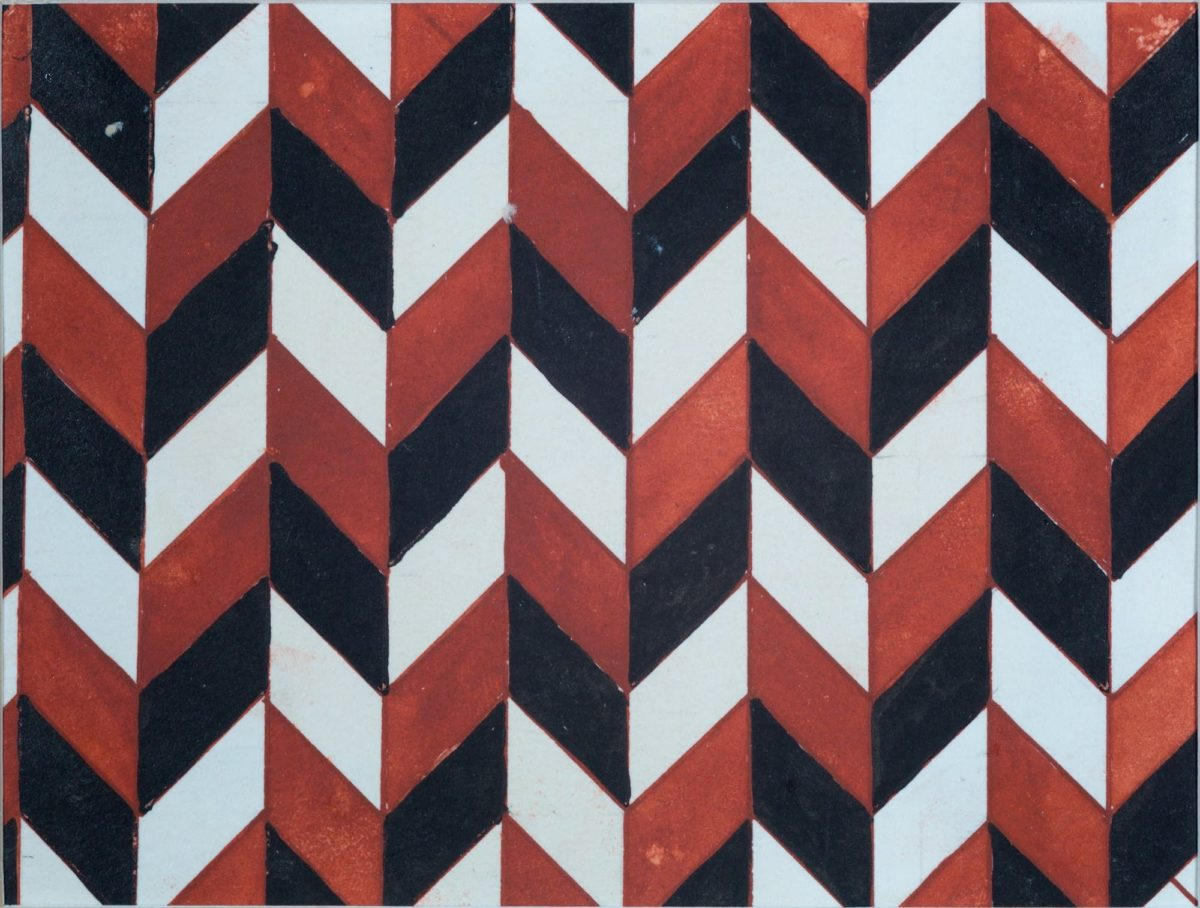 Lyubov Popova, Textile design (early 1920s) (4)