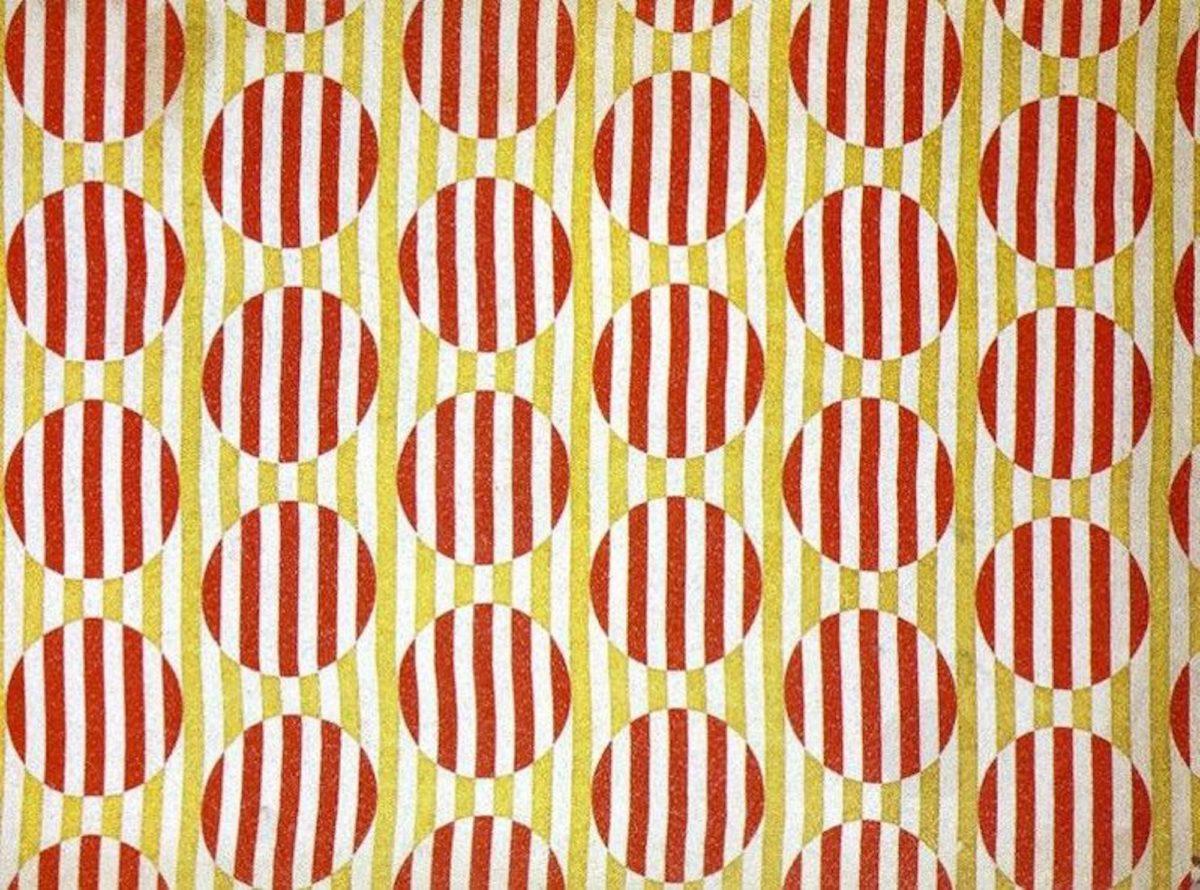 Varvara Stepanova, Textile Design (1924)
