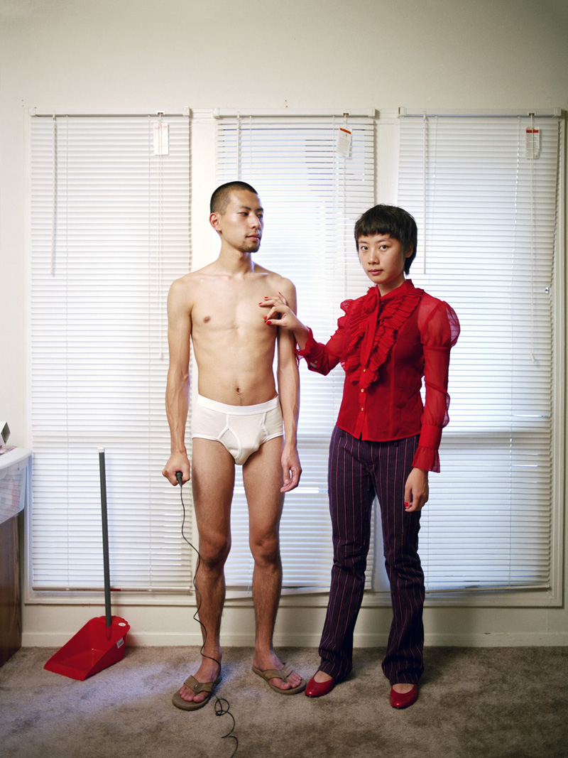 Pixy Liao, Relationships Work Best When Each Partner Knows Their Proper Place, 2008