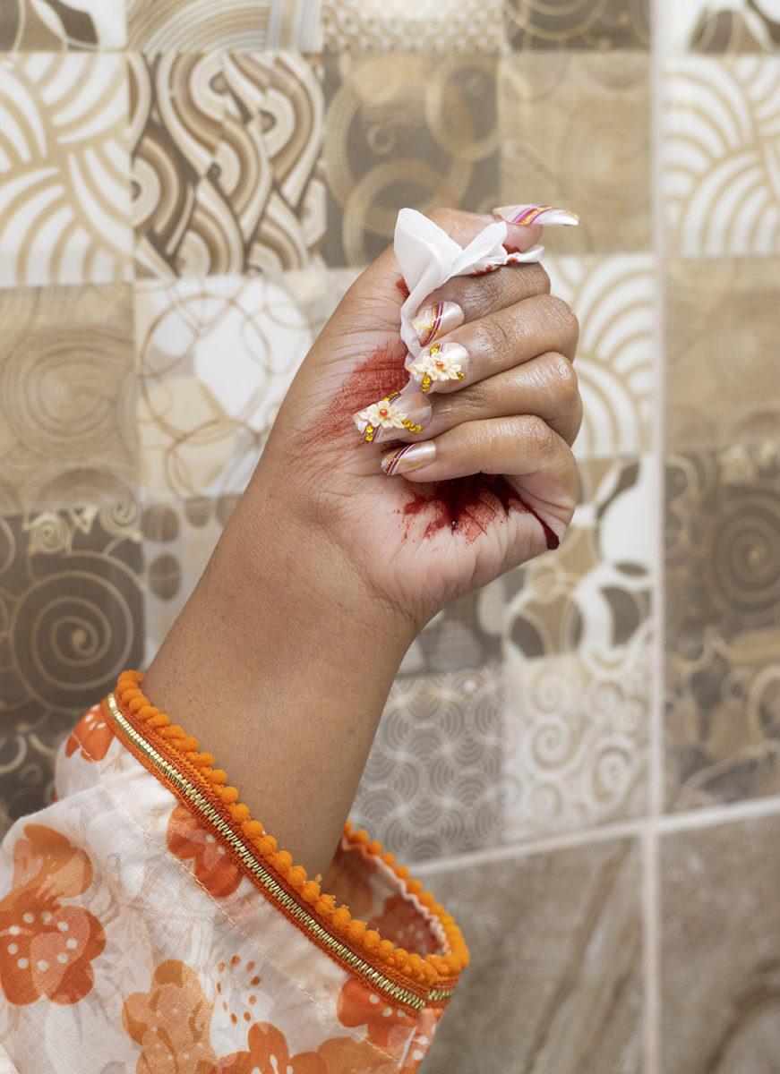 Farah Al Qasimi, Bloody Palm, 2019