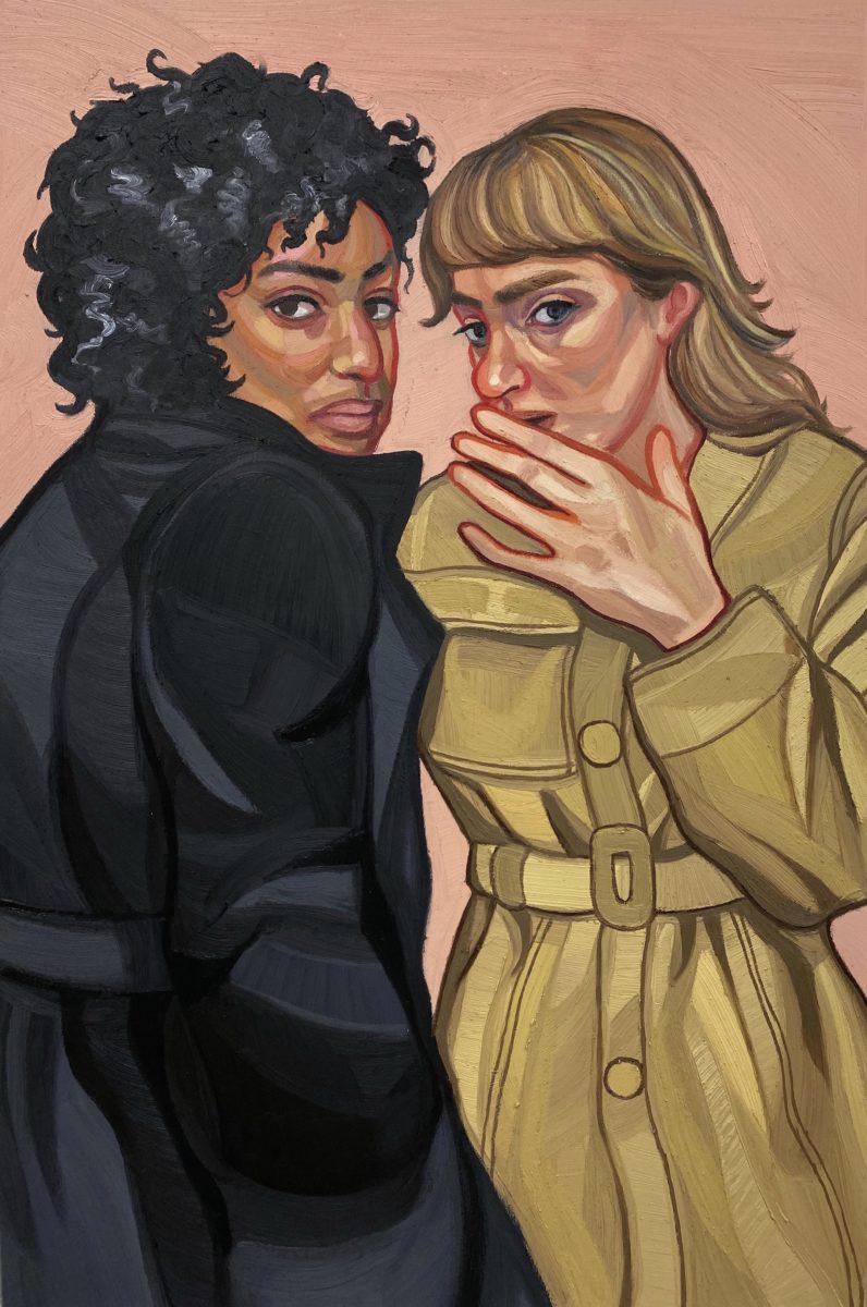 Ania Hobson, Gut Instinct, 2020