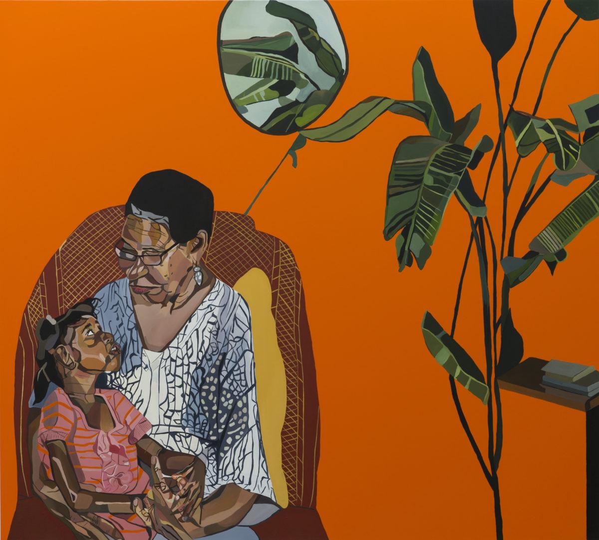 Joy Labinjo, Having the Conversation, 2020