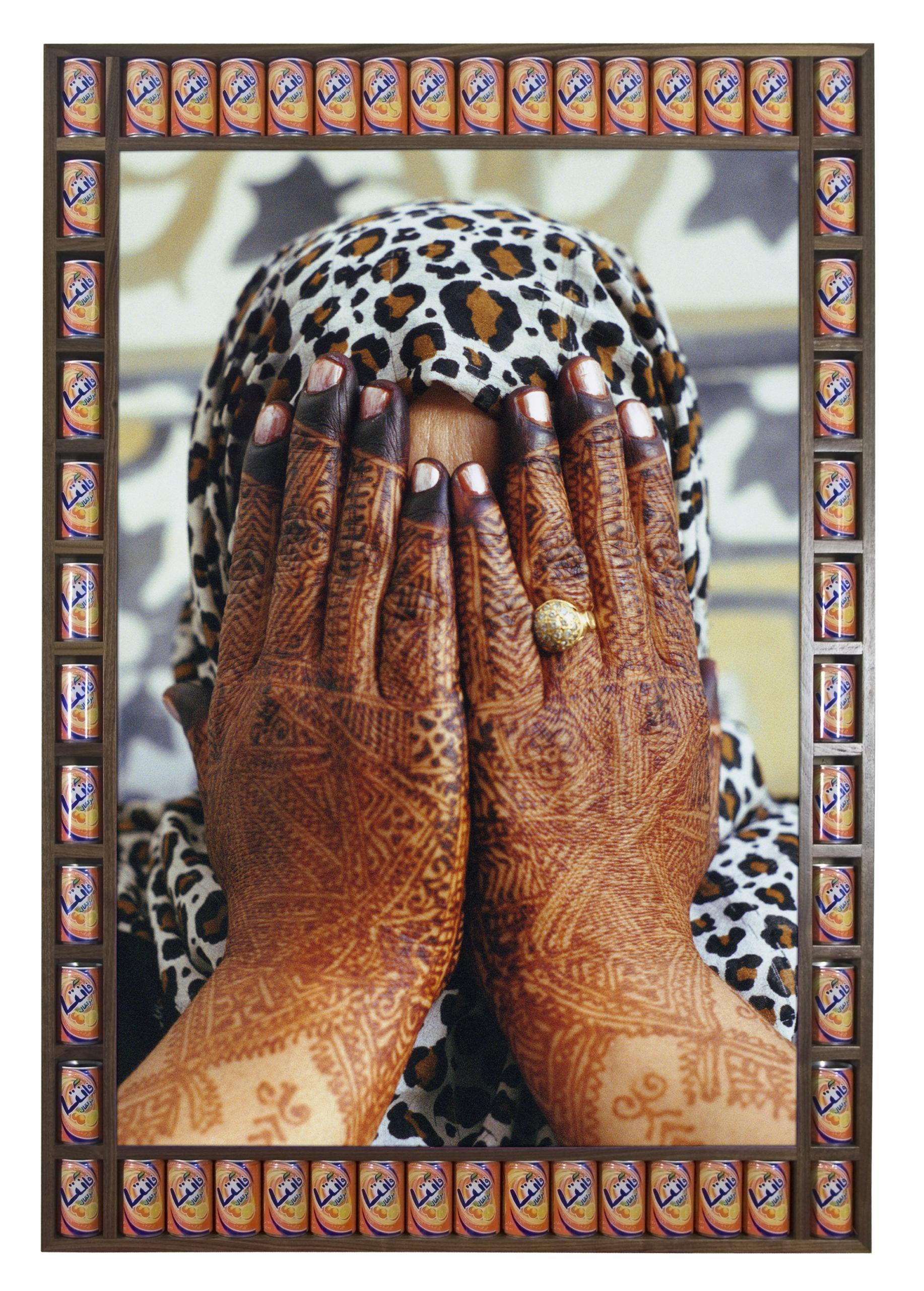 Hassan Hajjaj, Les Mains, 2000/1421. Courtesy the artist