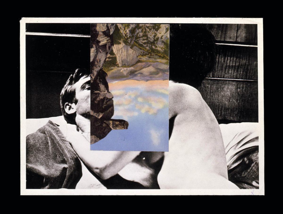 John Stezaker, Mask, 1982