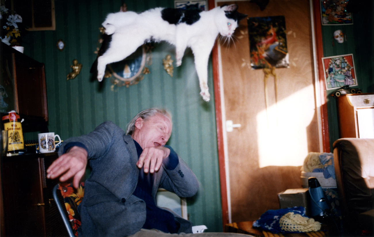 Richard Billingham, Untitled, 1995. Copyright of the artist, courtesy Anthony Reynolds Gallery, London