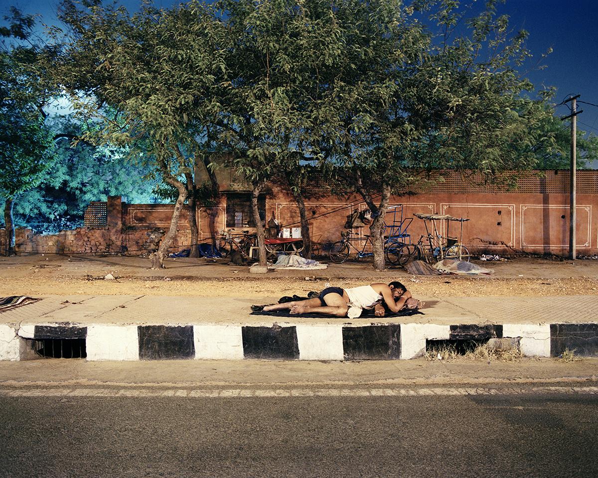 Dhruv Malhotra, Untitled Sleepers, 2007-2013
