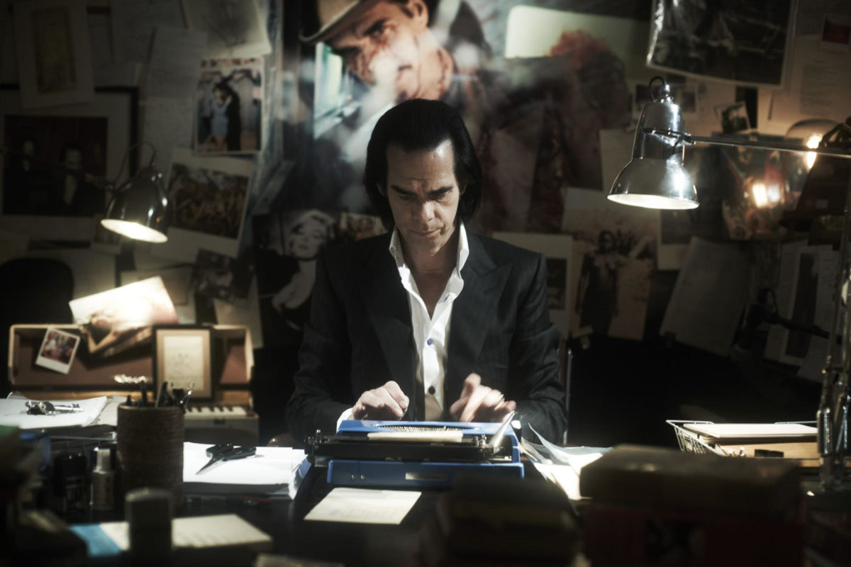 20,000 Days on Earth is a 2014 British documentary film co-written and directed by Iain Forsyth and Jane Pollard. Nick Cave also