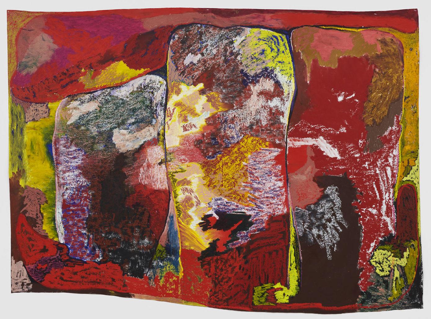 Rachel Jones, courtesy the artist