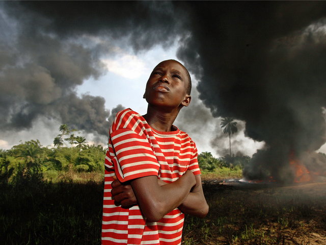 George Osodi, Ogoni Boy, 2007