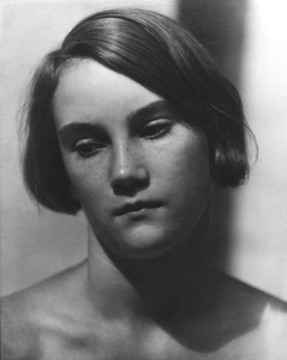Helen Muspratt, Girl with Freckles, c1930 © Bodleian Libraries