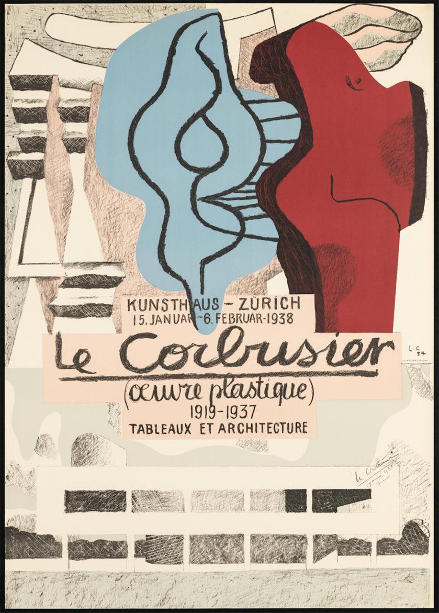 21_Le Corbusier und Zuerich