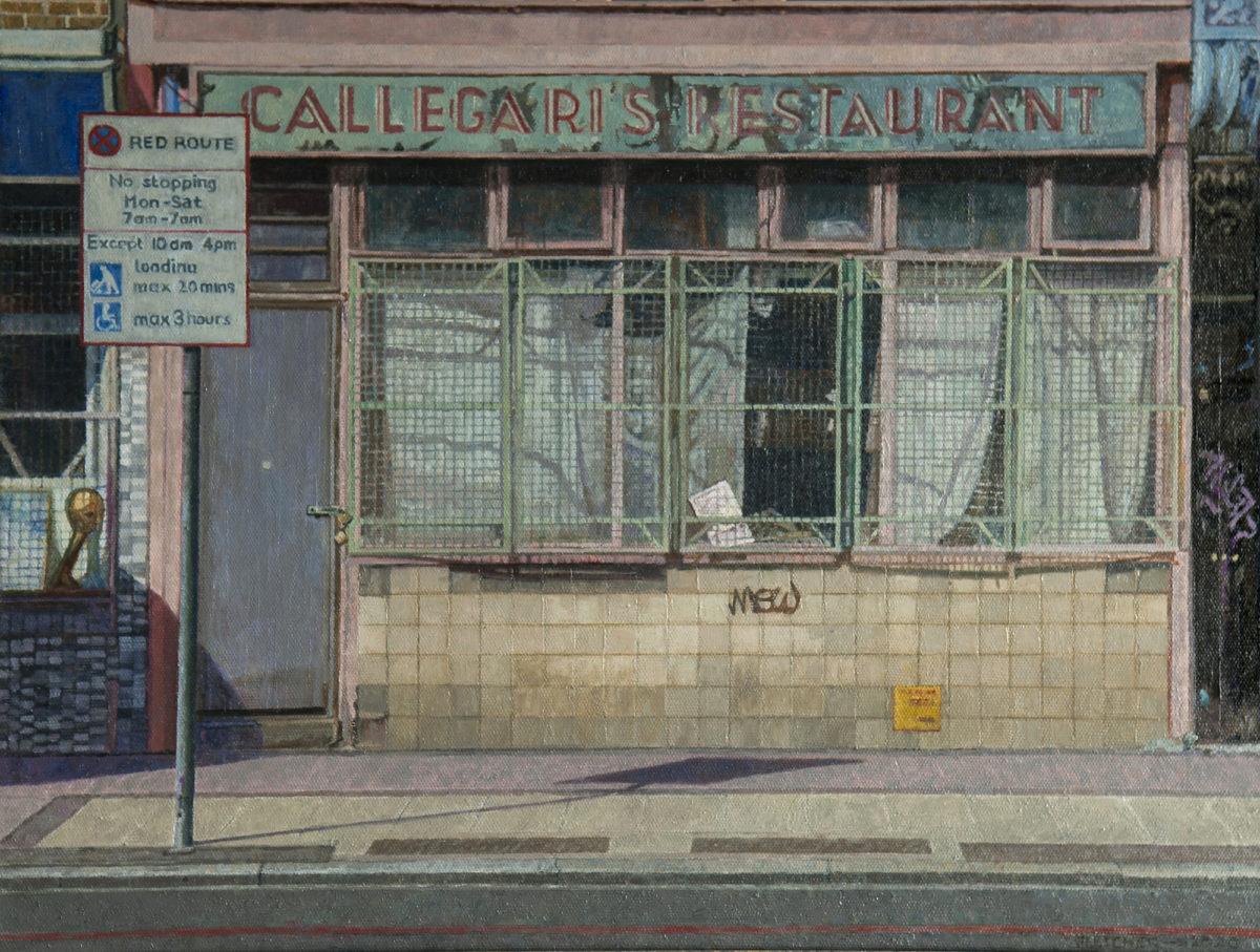 Doreen Fletcher, Callegari's, 2020. Courtesy the artist