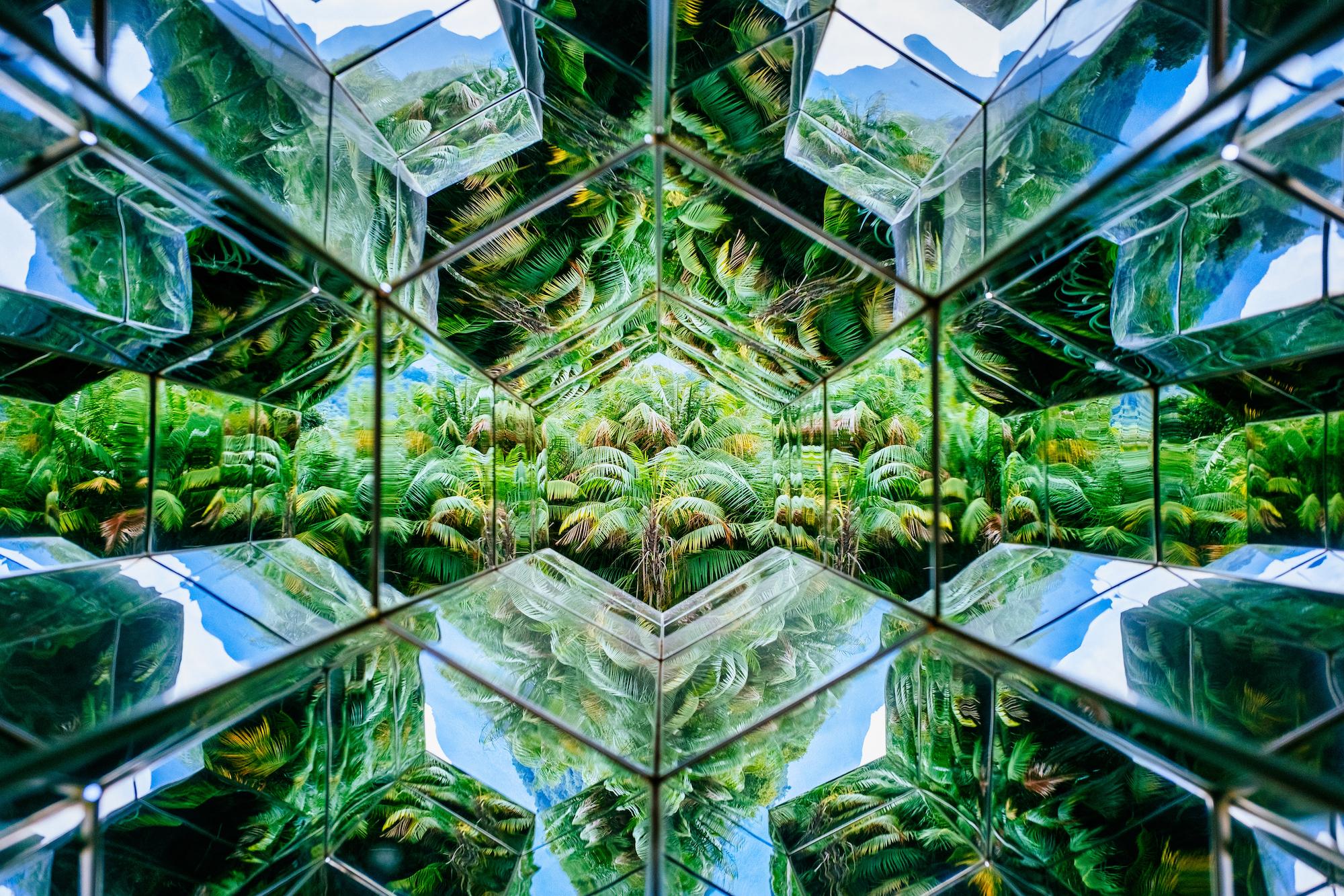 Eliasson Kaleidoscope. Credit Shutterstock