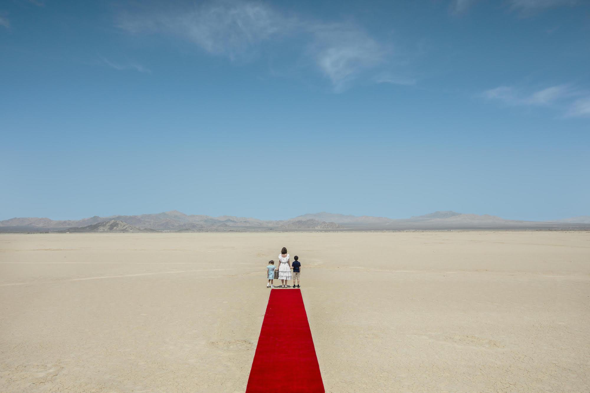 The Arrival, 2019, from Santa Barbara (Aperture, 2020) © Diana Markosian