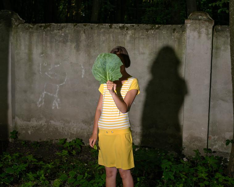 From the series Internat © Carolyn Drake/Magnum Photos
