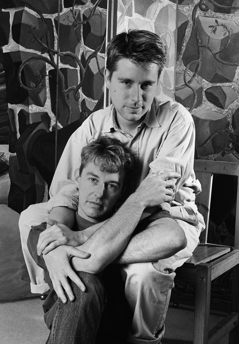 Simon + John Paul