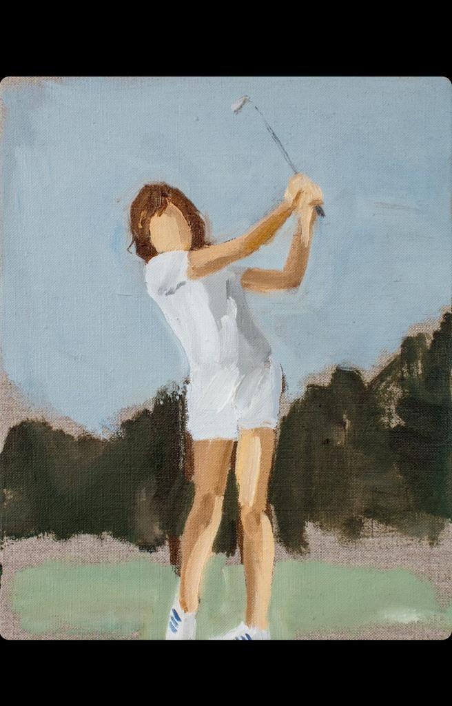 GIdeon Rubin, Swing
