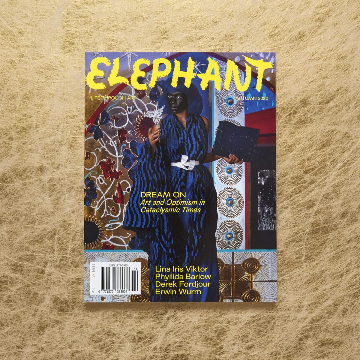 Elephant's current issue