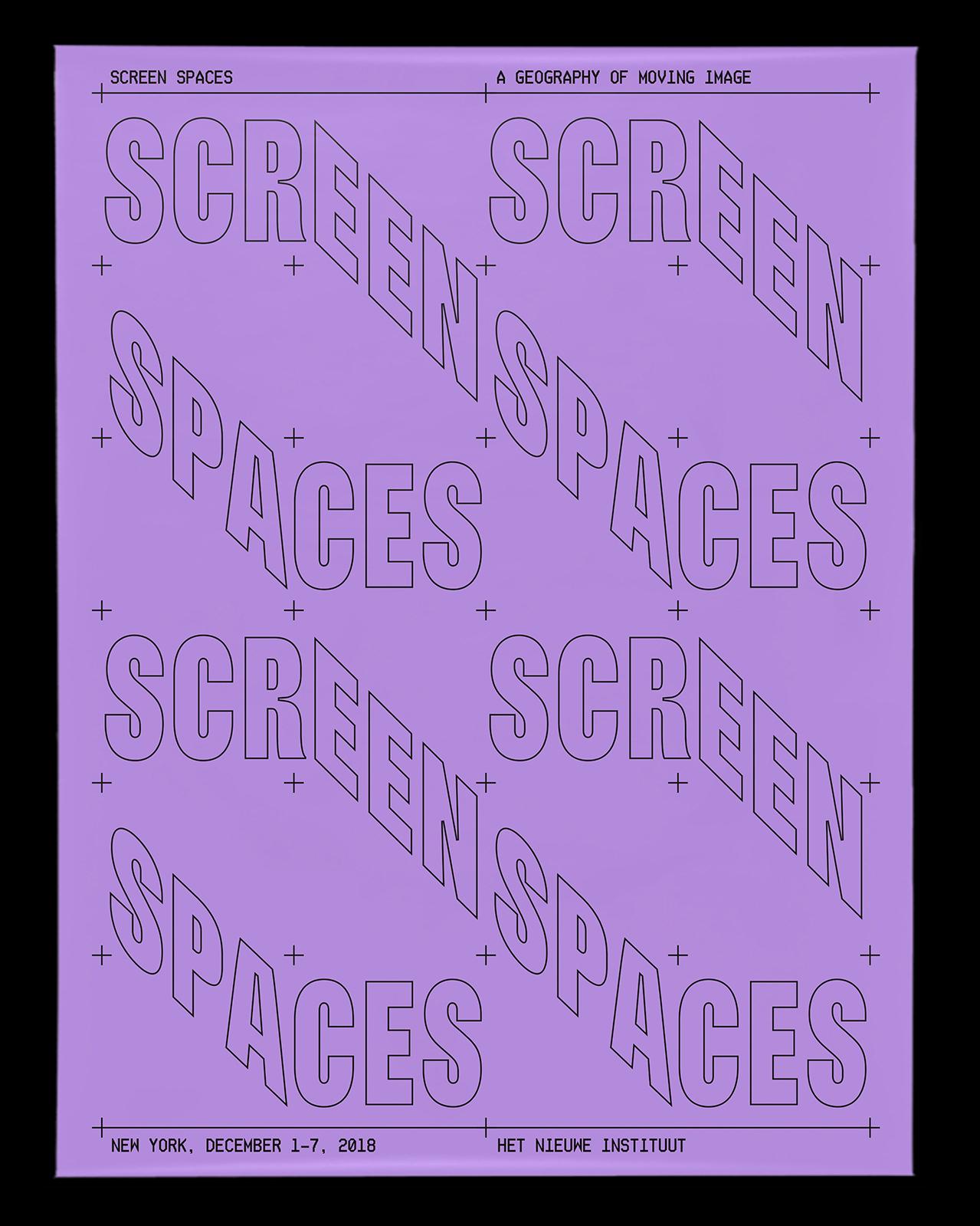 Koos Breen, Screen Spaces