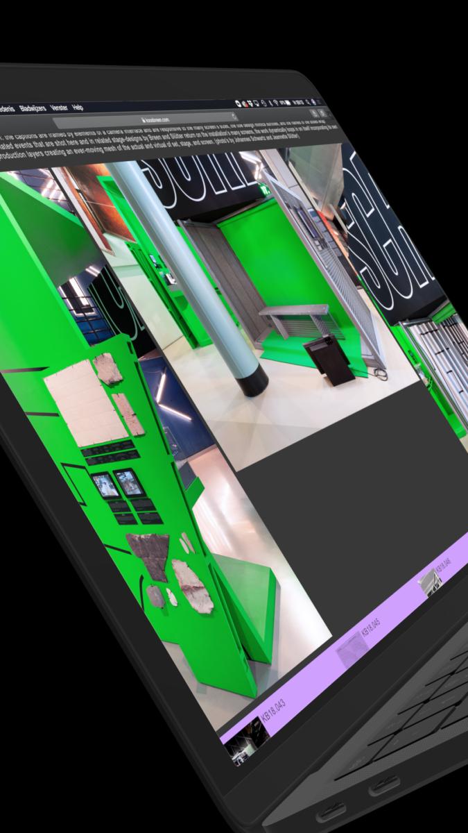 website renders Rotato Snapshot6