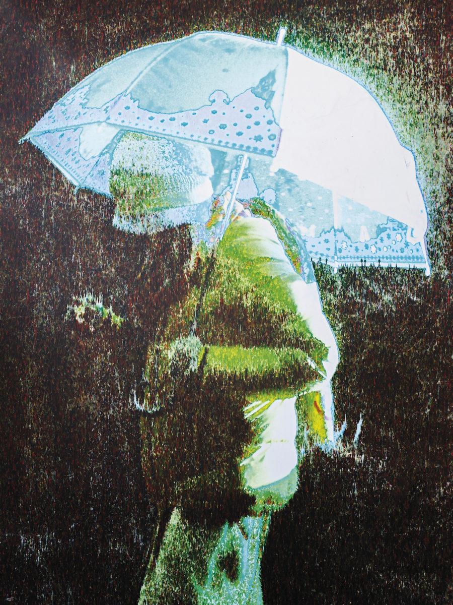 Jean Vincent Simonet, Acid Rain / Izu Ravers, 2019