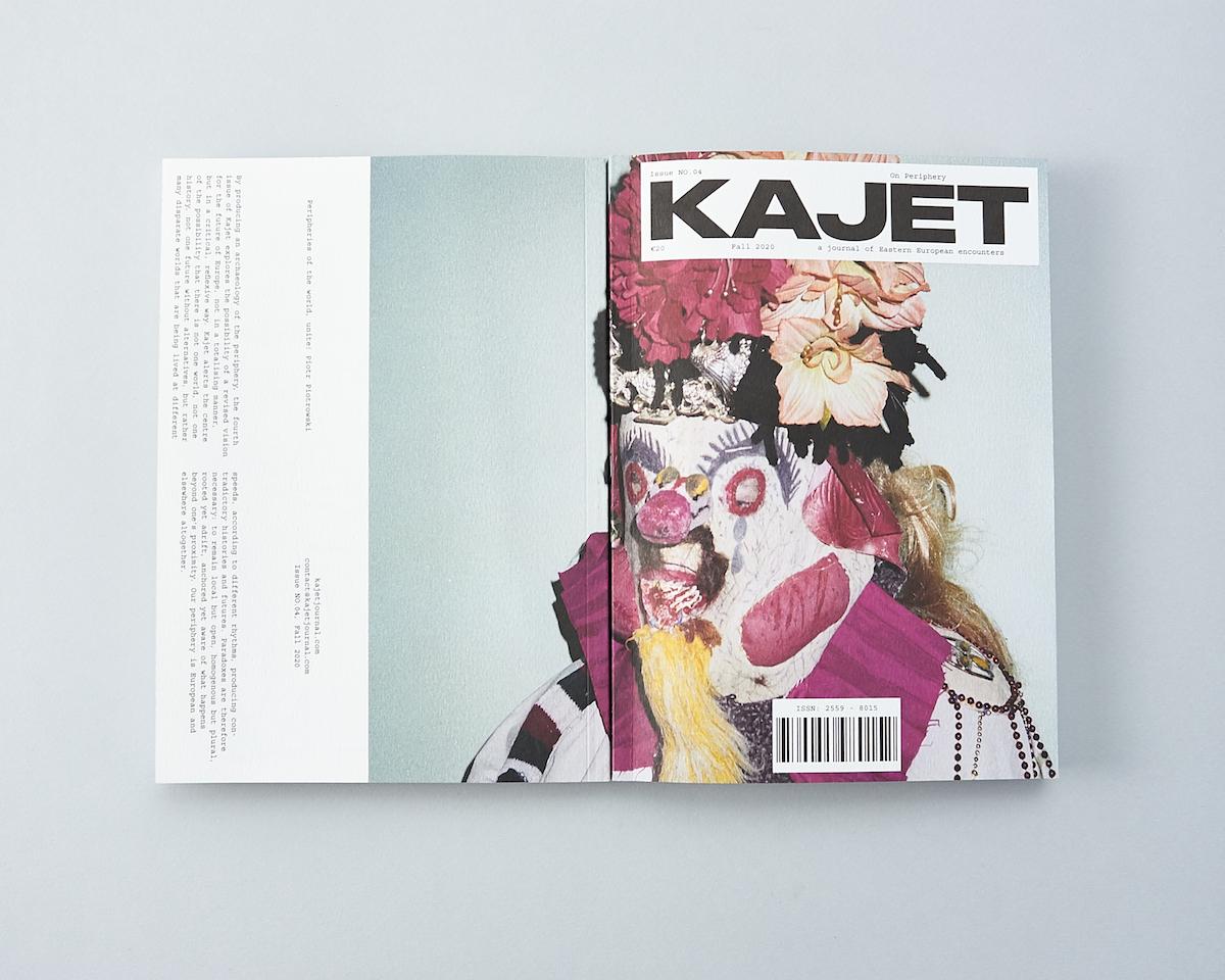 Kajet Journal cover