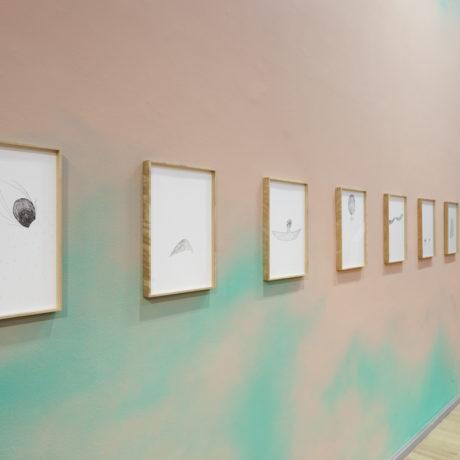 Exhibition view: Flo Kasearu, 'Cut Out of Life', Tallinn Art Hall. Photos by Paul Kuimet, Tallinn Art Hall 2020