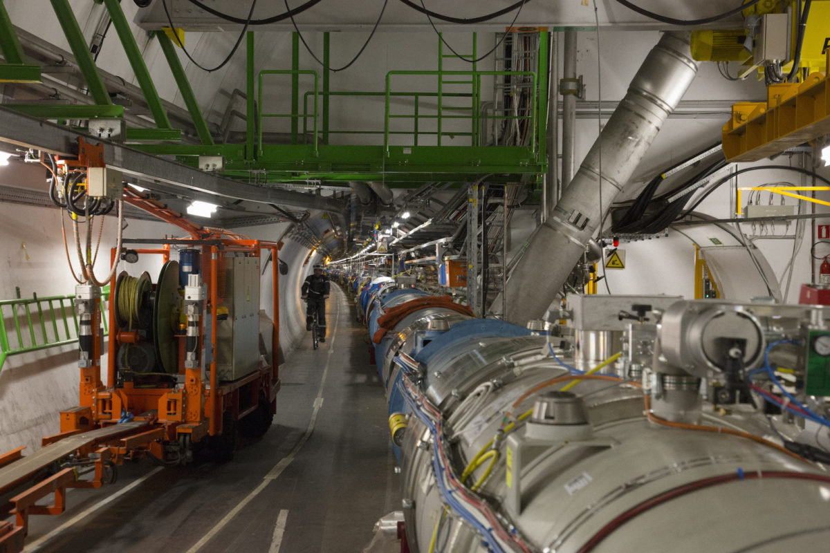 Cern photographed by Miguel Santa Clara for Elephant