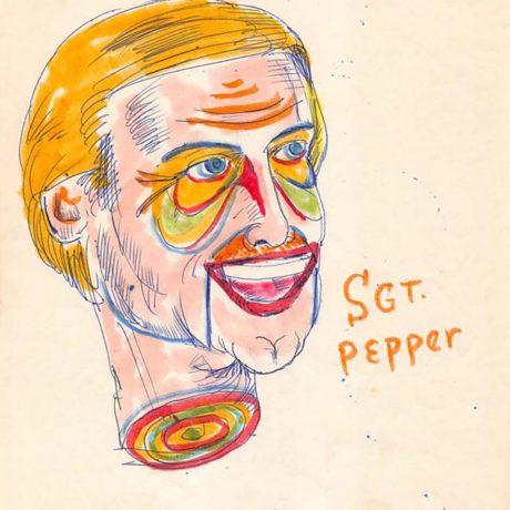 Daniel Johnston, Sgt. Pepper, 1978