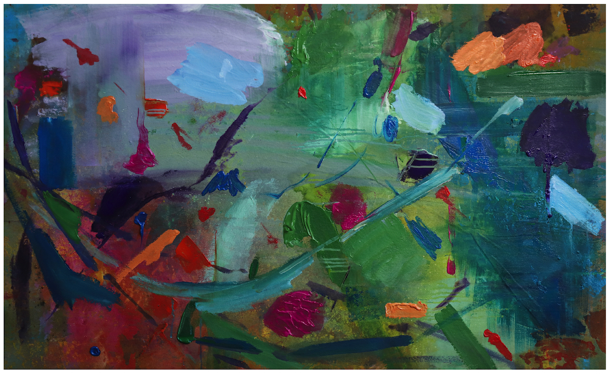 Crystal Fischetti, Bliss With You, 2020. Courtesy of the artist and Grove Square Galleries