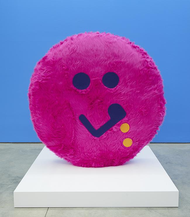 Misaki Kawai Moko Moko (Pink), 2020