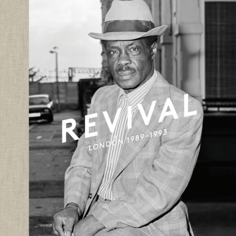 Roy Mehta, Revival, cover