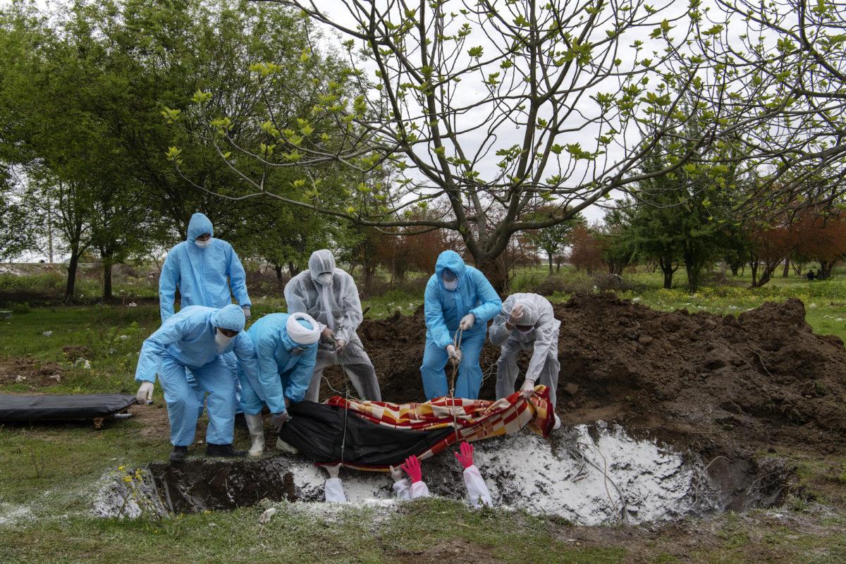 Iran Tackles The Coronavirus Pandemic