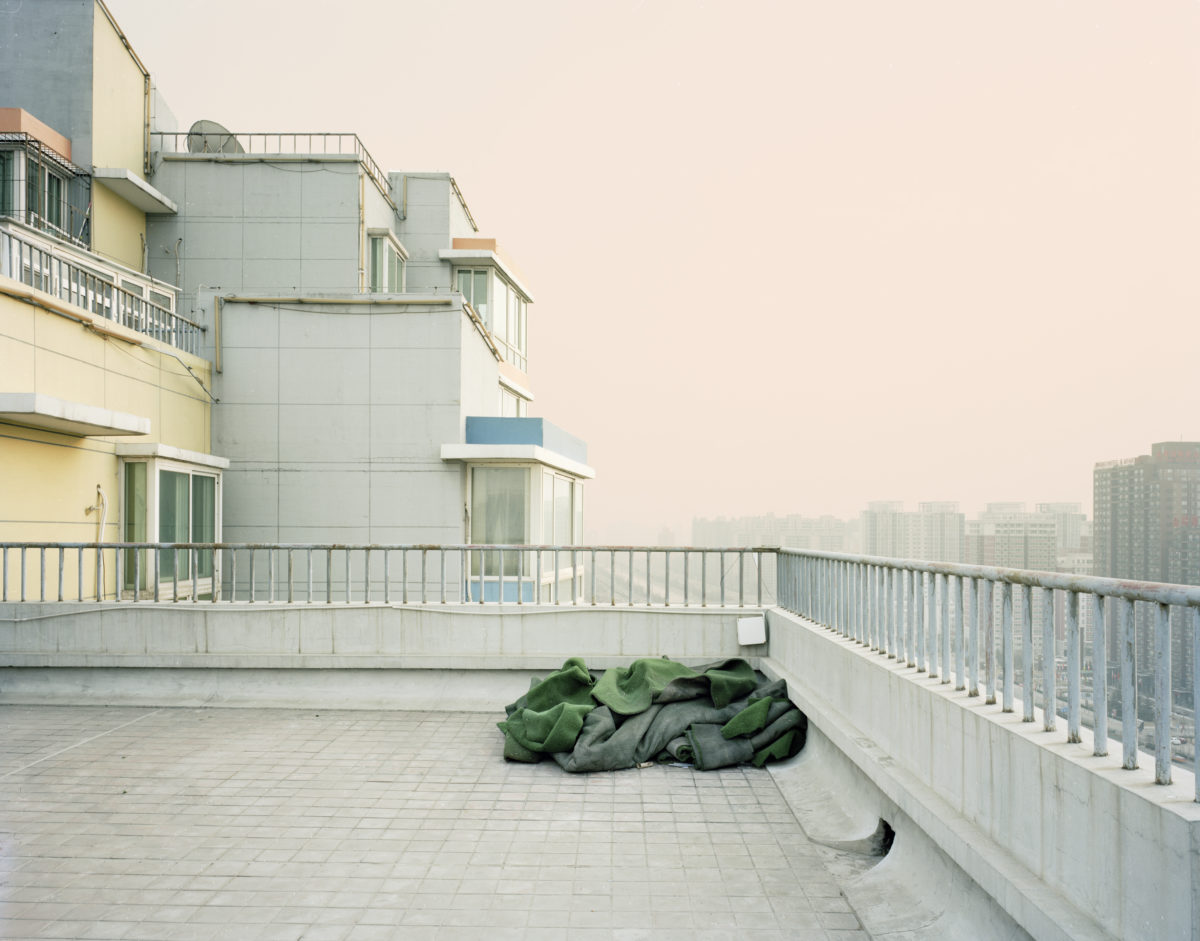 Edgar Martins, Untitled, Beijing, 2020. Courtesy the artist and Prix Pictet