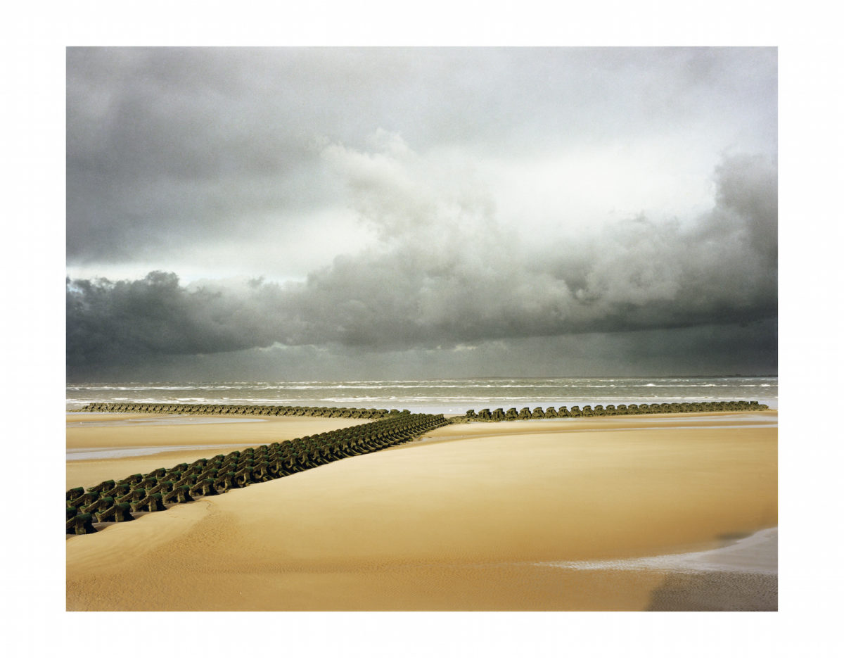 Edmund Clark, North Wirral Foreshore, 2020. Courtesy the artist and Prix Pictet