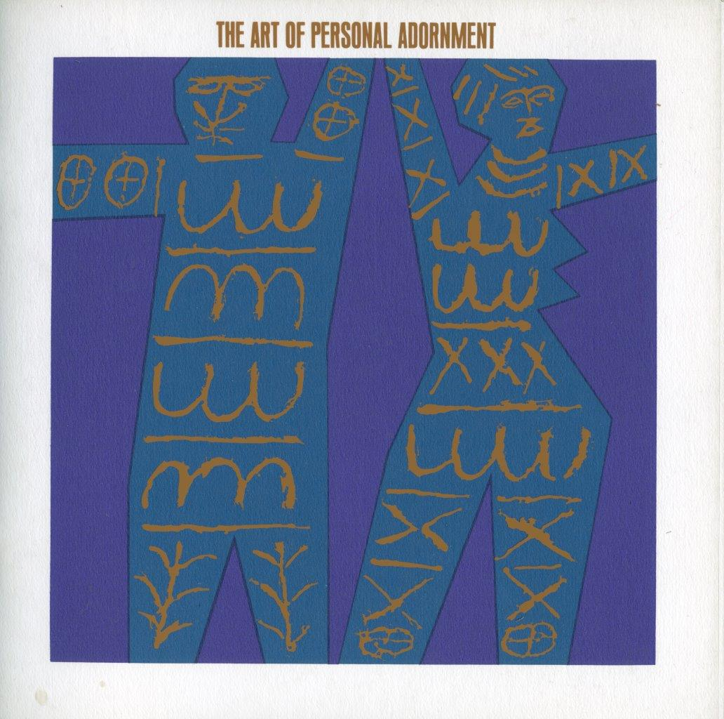 Emil Antonucci (designer), The Art of Personal Adornment, 1965 Exhibition catalogue, Museum of Contemporary Crafts (now Museum of Arts and Design). Photo courtesy American Craft Council Archives