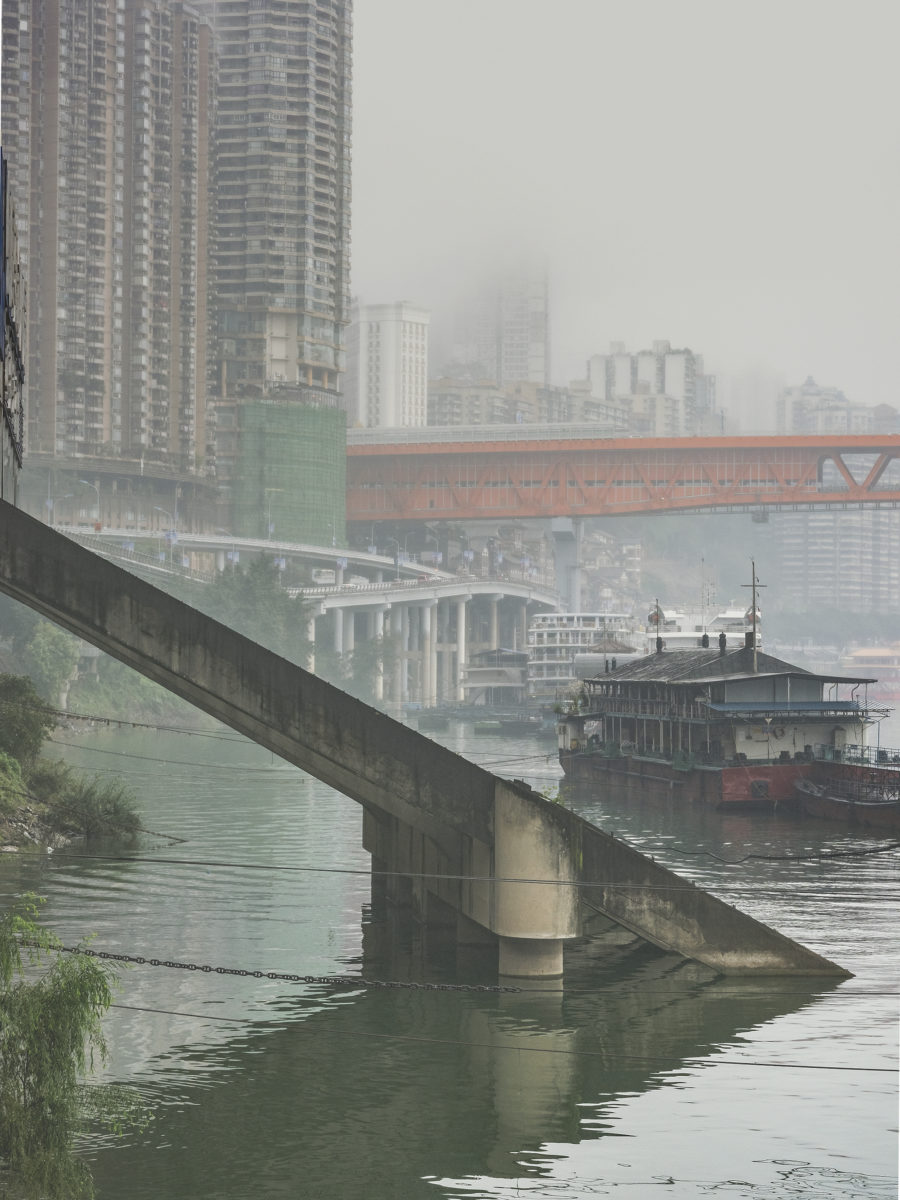 Philippe Chancel, Chongqing China, 2019. Courtesy the artist and Prix Pictet