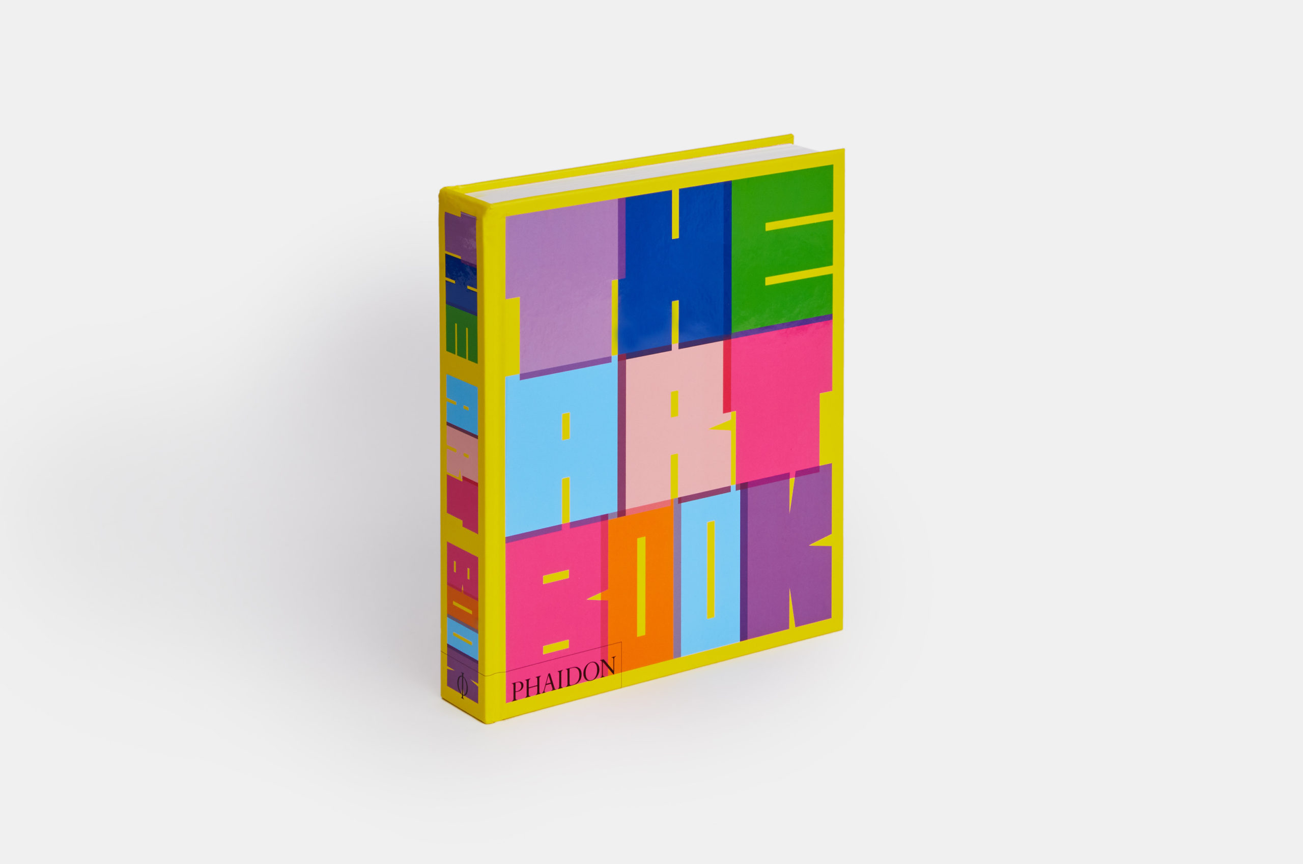 The Art Book (revised edition) is published by Phaidon