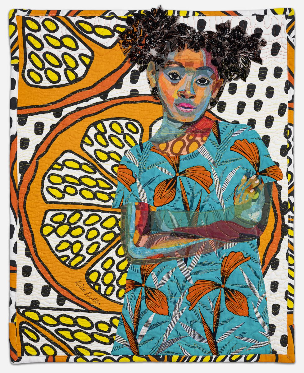 Anaya with Oranges, 2017. Courtesy the artist and Art Institute of Chicago