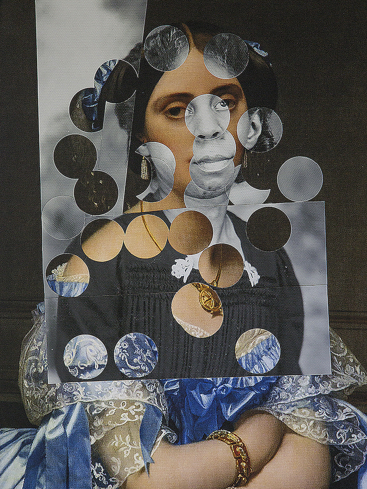 Facing History, 2019. Courtesy the artist and Elizabeth Houston Gallery