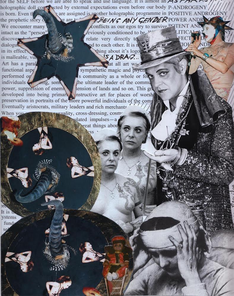 Genesis P Orridge, Untitled
