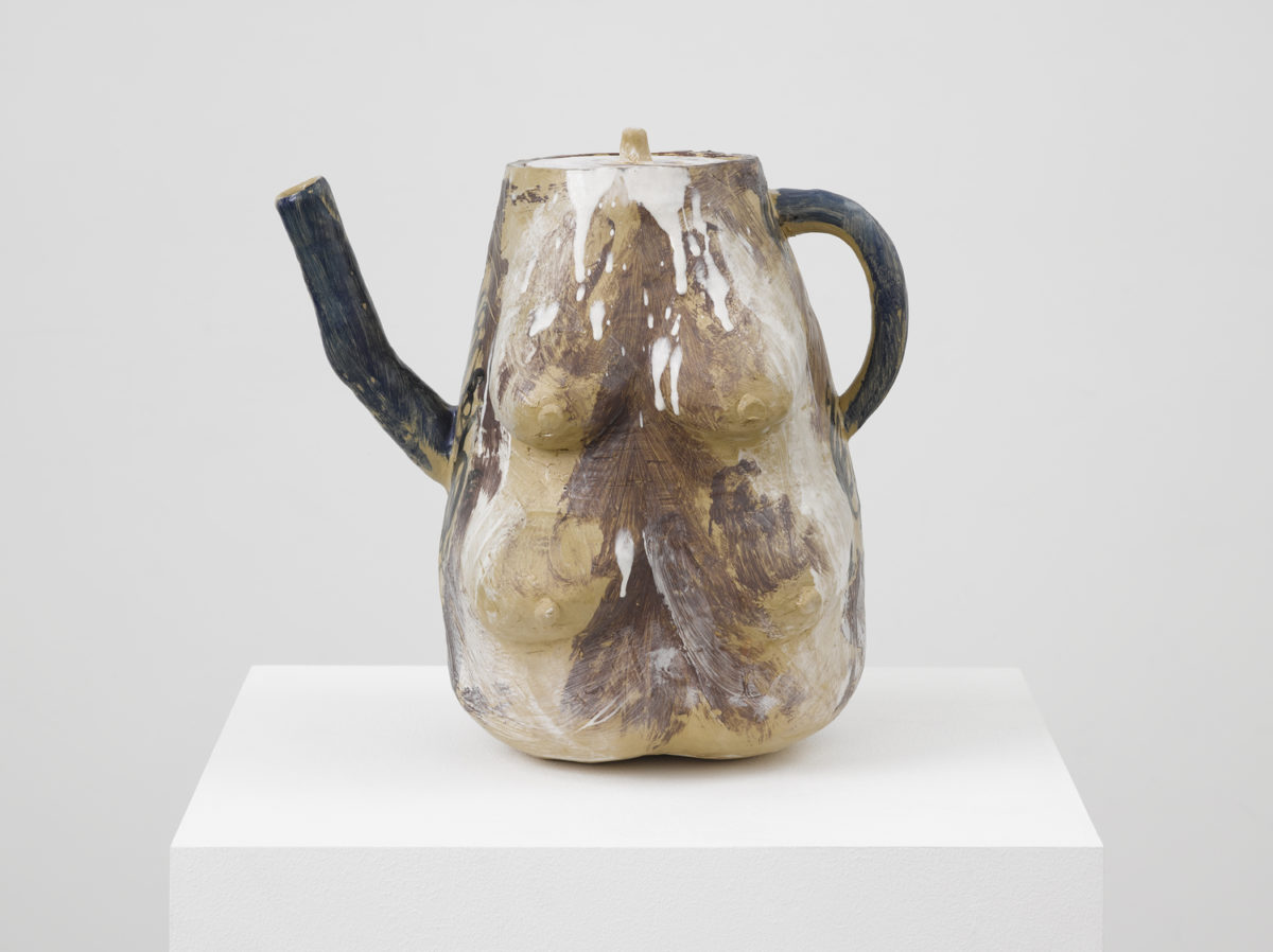 Laure Prouvost, Grandma's Teapot - Waiting for Grandad, 2018 © Laure Prouvost, courtesy Lisson Gallery