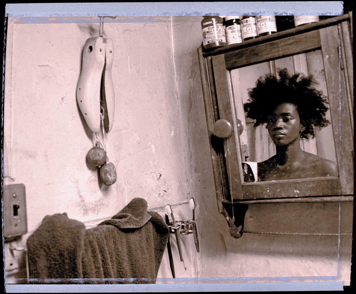 John Pinderhughes, Pretty For A Black Girl #1, 1998. Courtesy the artist and Claire Oliver Gallery