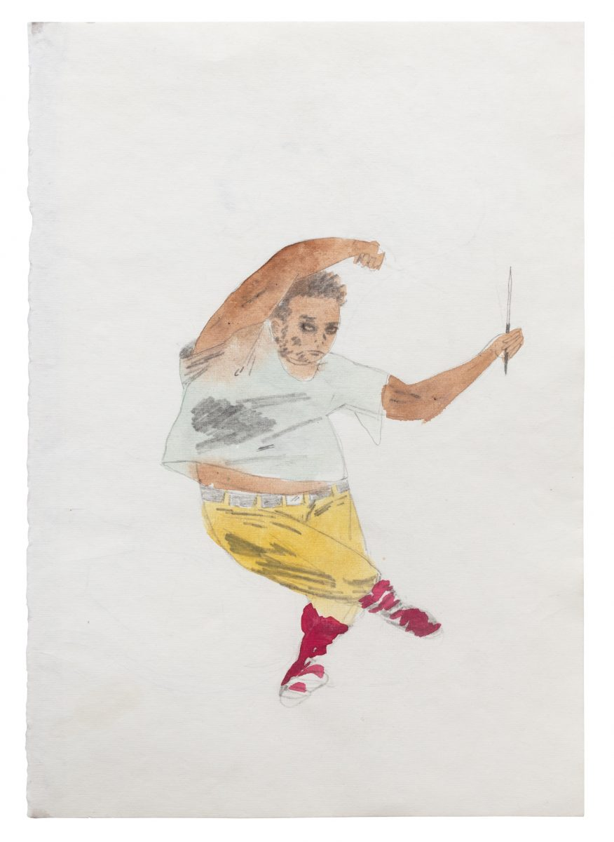 RIVERO_Knife Dancer (2016-2020)