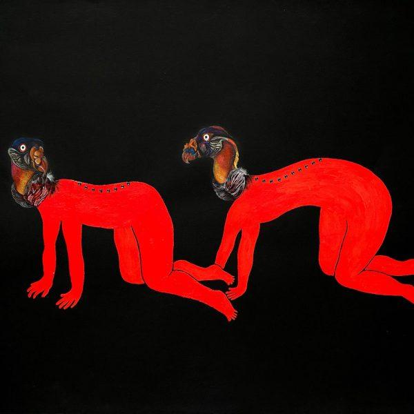 Sahana Ramakrisnan, Groping in the Dark