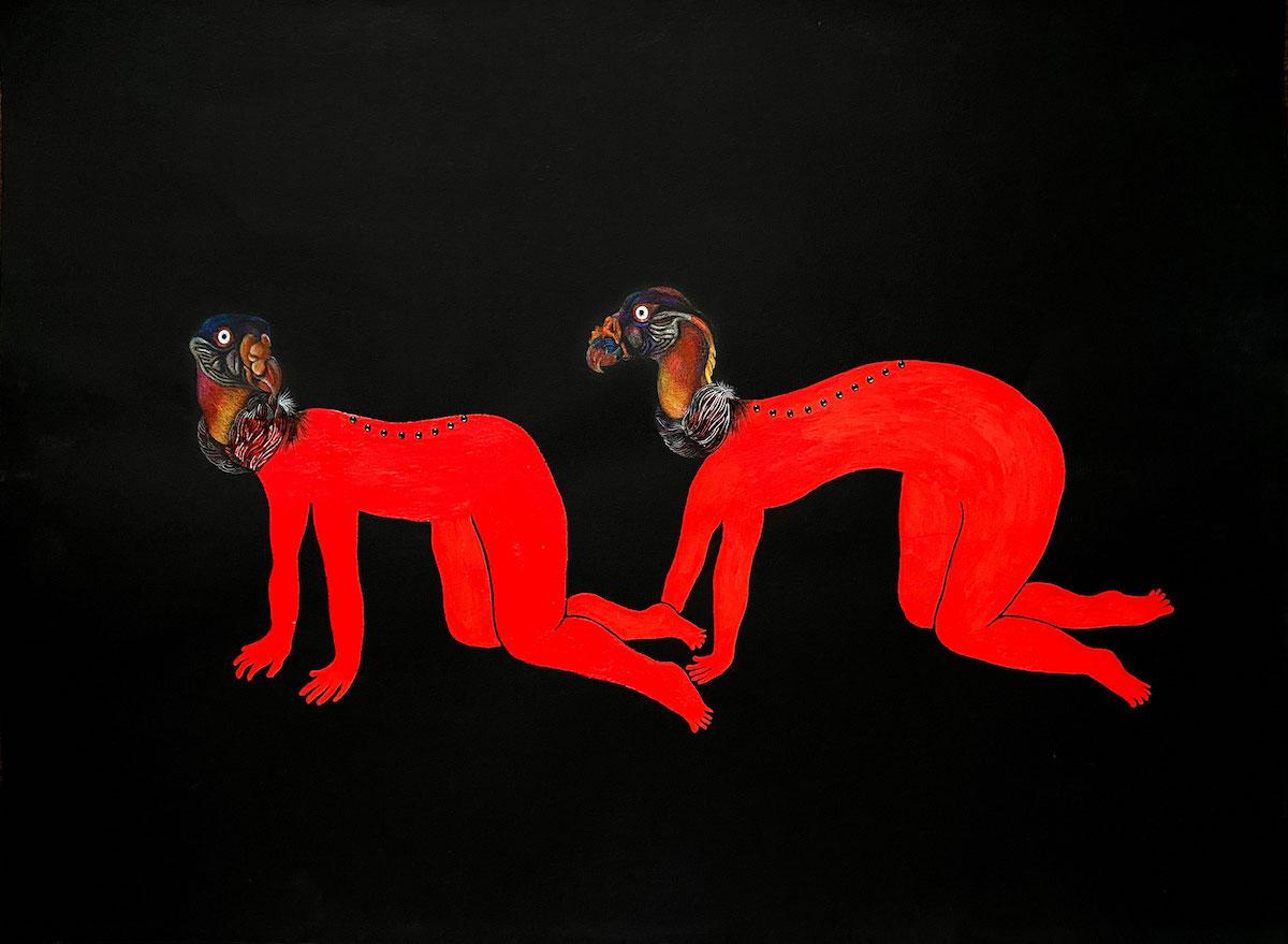 Sahana Ramakrishnan Groping in the Dark, 2020