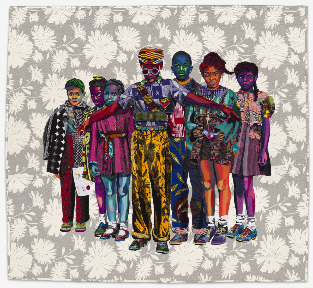 The Safety Patrol 2018. Courtesy the artist and Art Institute of Chicago