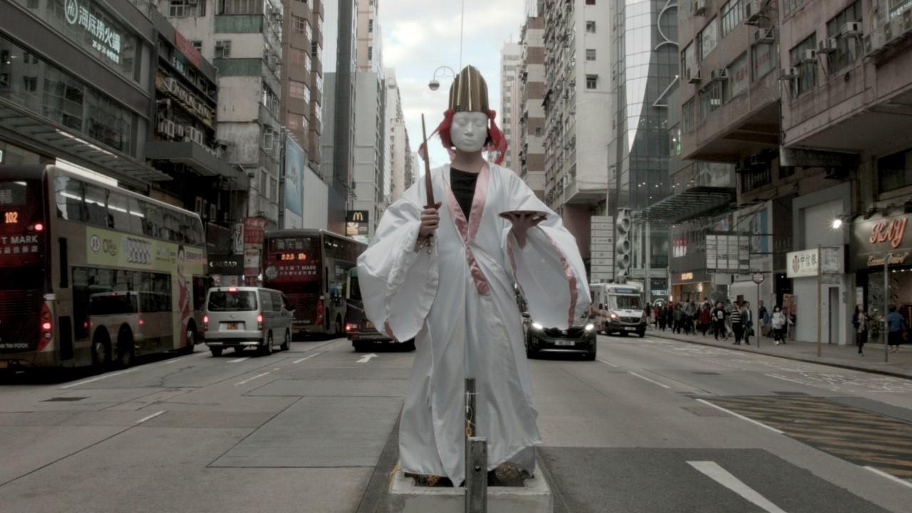 War of Perception 感知戰爭 (still), Bo Choy, HD Video, 2020