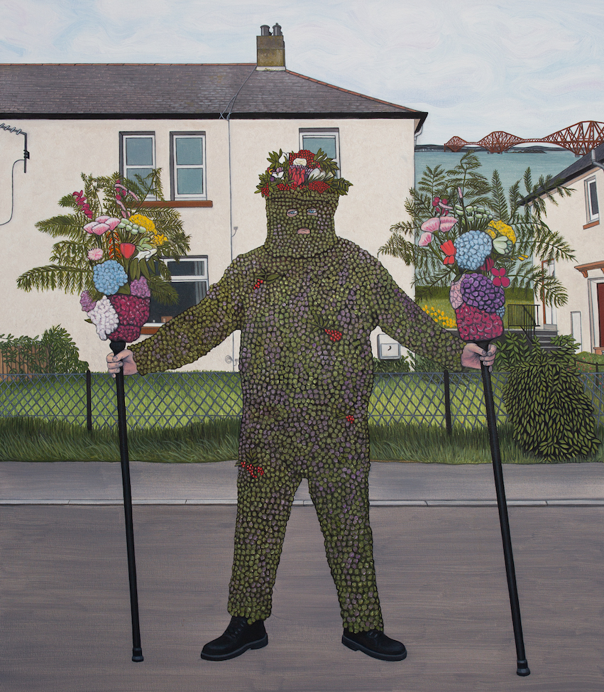 Ben Edge, The Burryman, 2018